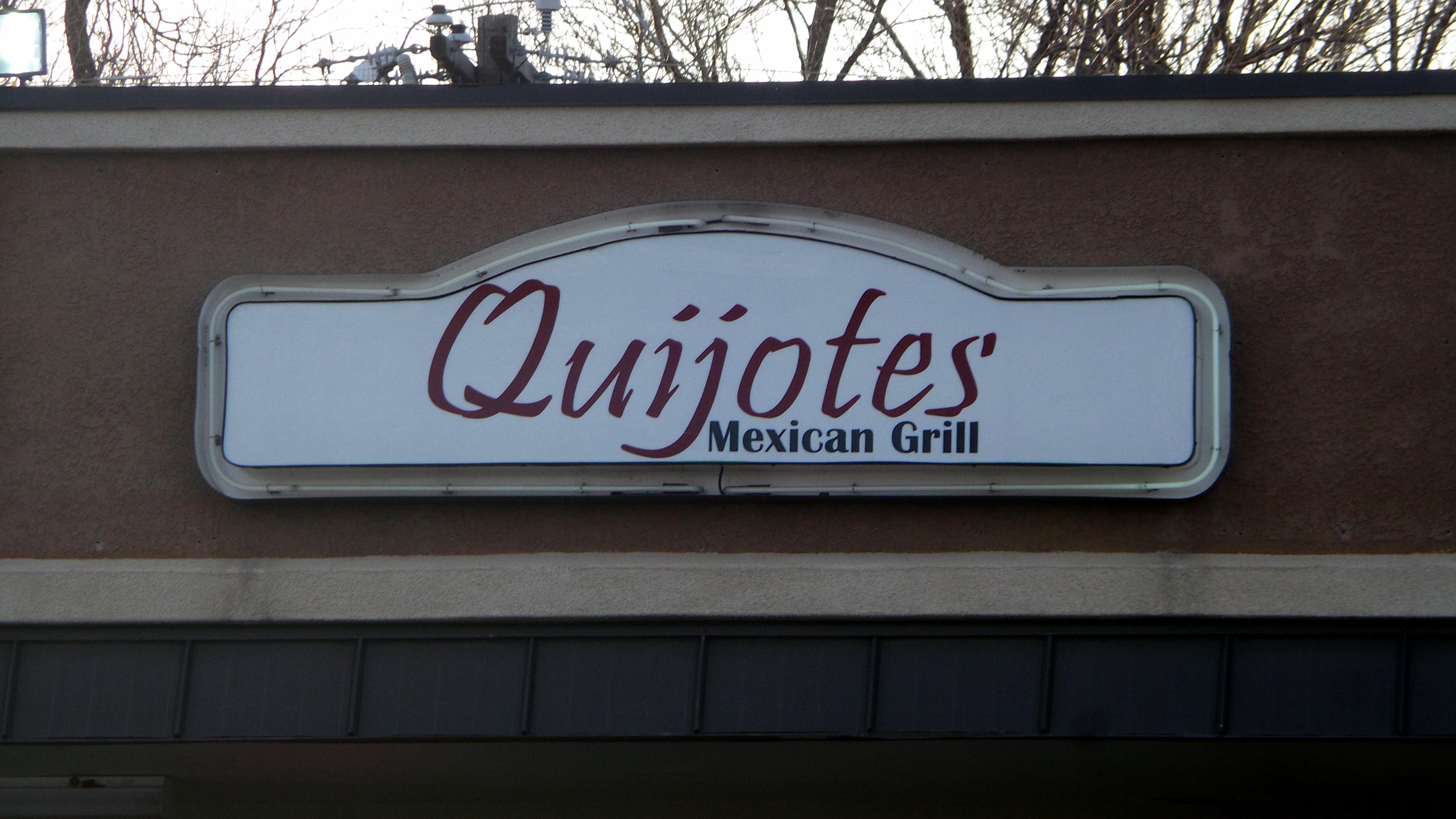 quijotes mexican grill menu