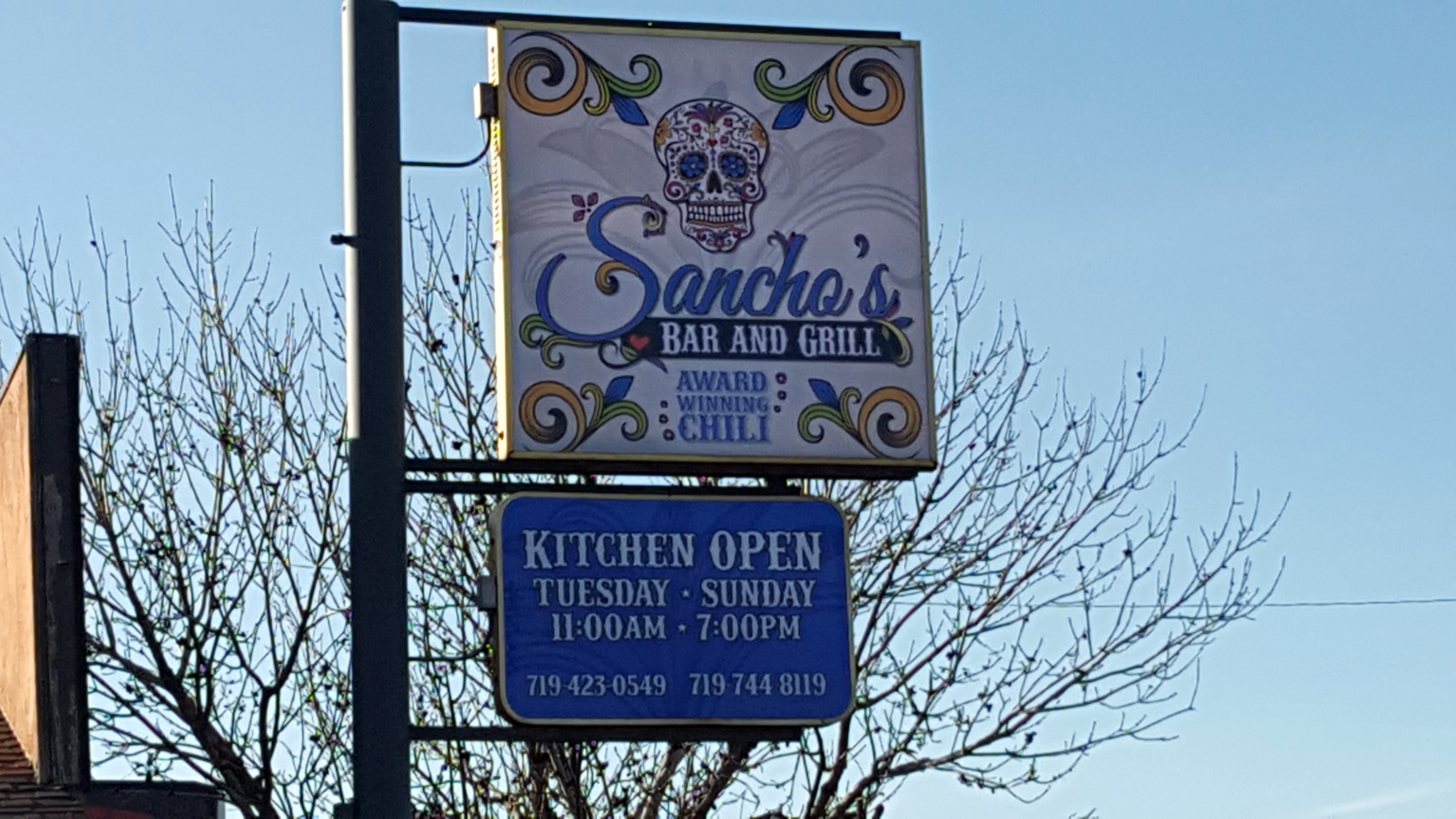 Sancho S Mexican Restaurant Colorado Springs